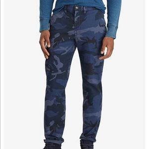 Polo Ralph Lauren chino pants in camo straight fit